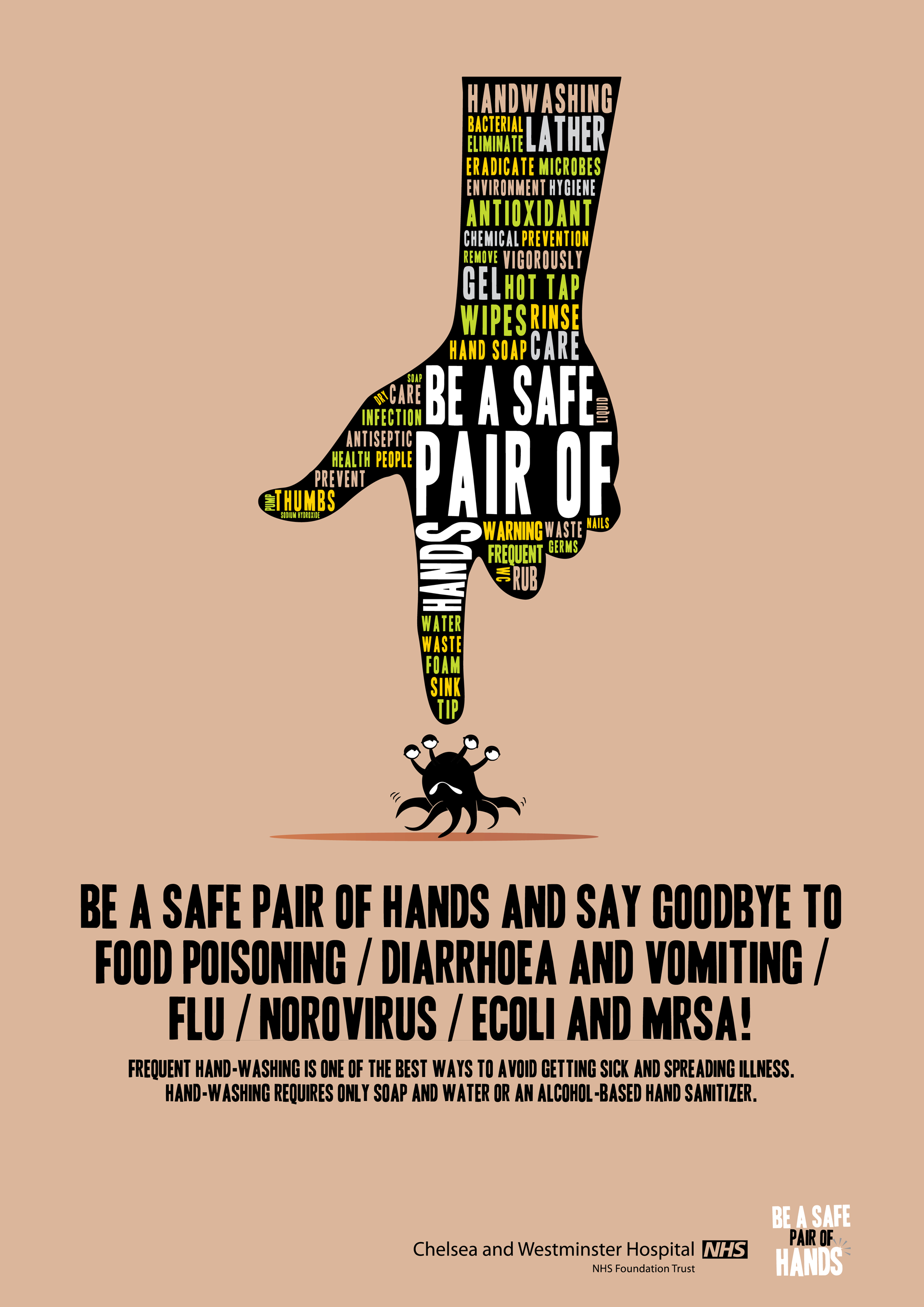 Safe Pair of Hands Poster3