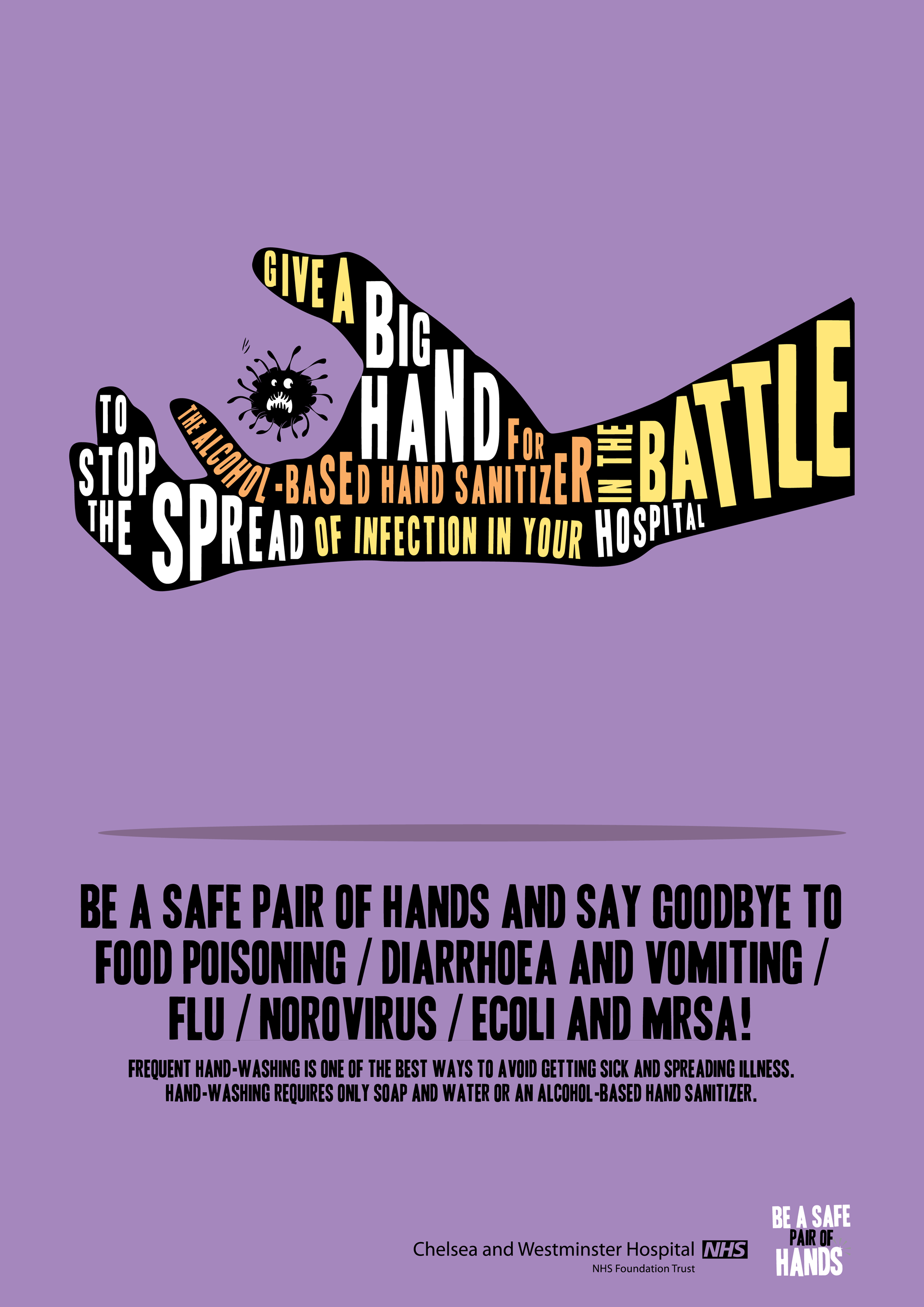 Safe Pair of Hands Poster5